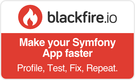 Blackfire Profiler Fire up your PHP