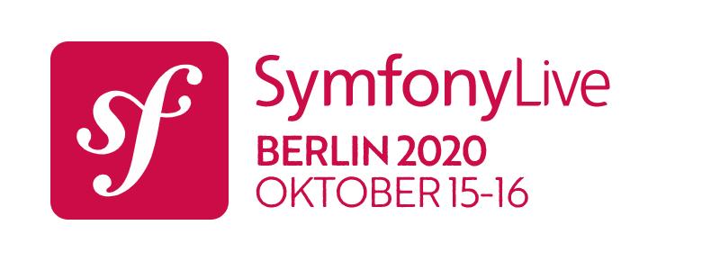 SymfonyLive Berlin 2020 Conference Logo