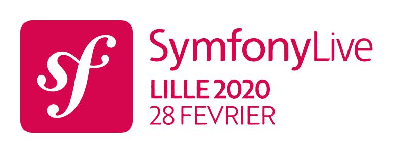 SymfonyLive Lille 2020 Conference Logo