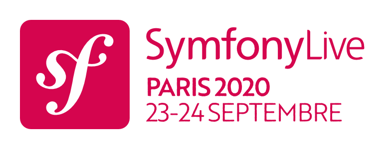 SymfonyLive Paris 2020 Conference Logo