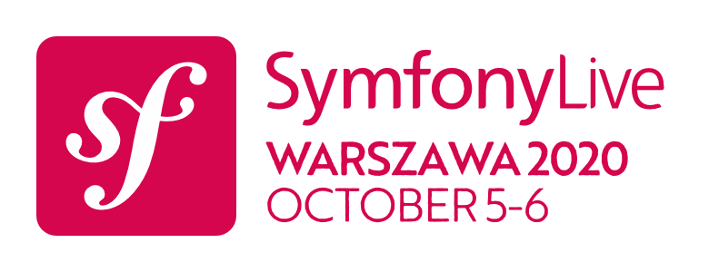 SymfonyLive Warszawa 2020 Conference Logo