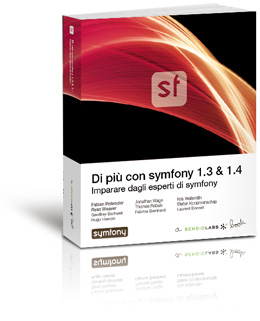 More with symfony