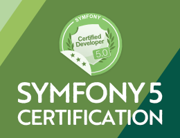 Online Symfony certification, take it now!