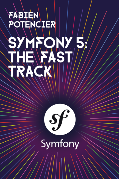 Cover of the Symfony 5: The Fast Track book