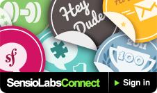 Sensiolabs connect