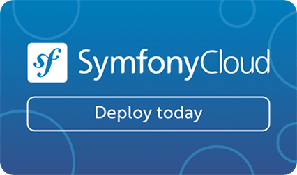 SymfonyCloud - By Friendly Developers for Busy Developers