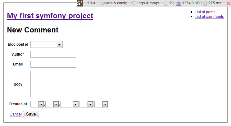 how to add user comments in php