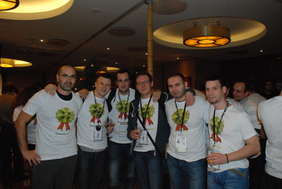 The SymfonyCon Warsaw 2013