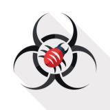 Logo of the Infection project, which uses the Filesystem Symfony component