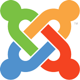 Logo of the Joomla! project, which uses some Symfony components