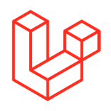 Logo of the Laravel project, which uses the Filesystem Symfony component