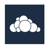Logo of the ownCloud project, which uses the Console Symfony component