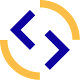 Logo of the Shopsys Framework project, which uses the Filesystem Symfony component