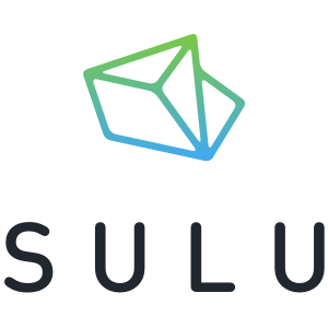 Logo of the Sulu project, which uses some Symfony components