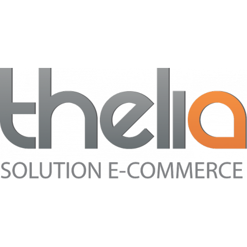Logo of the Thelia project, which uses the ExpressionLanguage Symfony component
